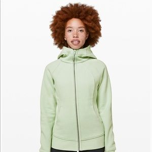 New with tag Lululemon scuba hoodie size 6